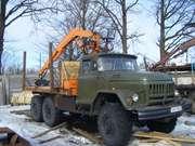 Продам ЗИЛ 131 погрузчик леса с конверсии